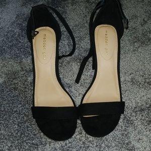 Madden Girl nwob strappy heels